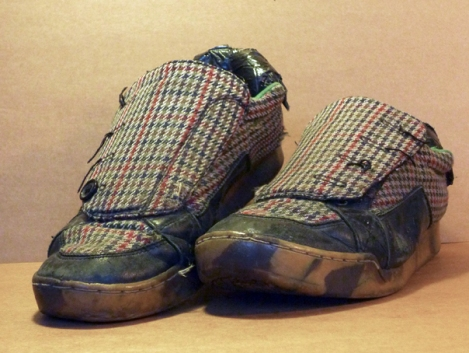 'Worn Again' Shoes