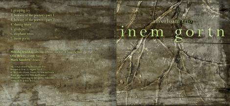 Inem Gortn - outer cover